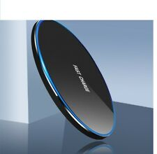 20W Qi Wireless Charger Pad Fast Charging for Samsung iPhones Huawei Xiaomi best