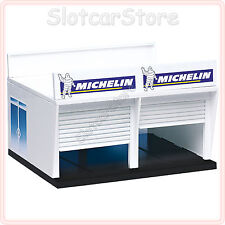 Carrera 21104 BOX CIECO/PIT STOP LANE garage Decorazione 1:32 (anche 1:24) 1:43