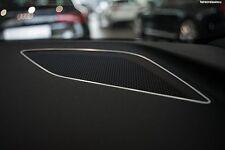 Audi TT MK3 quattro S-line 8S TTRS TTs alu frame for tweeter trim interni telaio