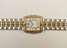 Lassale by Seiko Two-Tone Stainless Steel 7N39-5A19 Sample Watch NON-WORKING