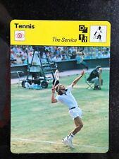 BJORN BORG 1979 Sportscaster Card #69-04 TENNIS