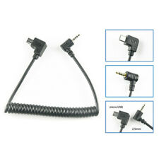 Micro USB to L1 Camera Control Cable for ZHIYUN Crane 2/Plus/M & Panasonic GH5