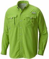 Columbia PFG  Bahama ll  Mens XL   Roll Up Long Sleeve   Fishing Shirt 1X   SALE