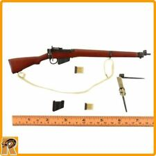 DID Dragon 1:6TH échelle WW2 British Weathered Lee-Enfield Rifle NO.4 Charlie un
