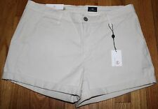 $118 AG ADRIANO GOLDSCHMIED THE TRISTAN TAILORED SHORT SZ 32R