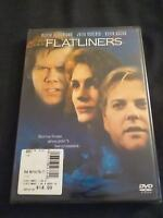 Flatliners DVD, 1997, Dubbed in Multiple Languages BRAND NEW