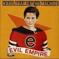 "RAGE AGAINST THE MACHINE ""EVIL EMPIRE"" CD NEUWARE"