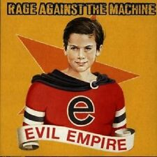 "RAGE AGAINST THE MACHINE ""EVIL EMPIRE"" CD NEUWARE"