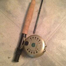 crystal river - royal coachman and matching rod