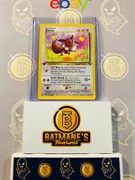 Eevee 51/64 1st Edition NM Near Mint Jungle Set Non-Holo Pokemon Card