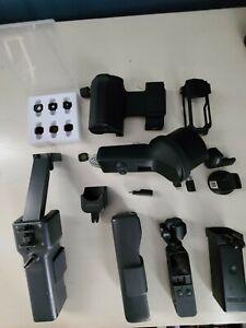 DJI Osmo Pocket 3-Axis Stabilizer and 4K Handheld Camera MEGA BUNDLE