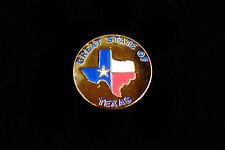GREAT STATE OF TEXAS Golf Ball Marker