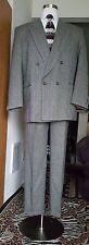 GORGEOUS MEN'S BILTMORE PROPOSAL SUIT Gray Size 46R 100% Wool