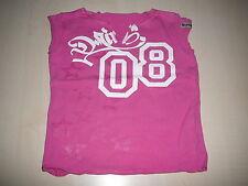 H & M tolles T-Shirt Gr. 86 rosa mit Druckmotiv !!