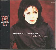 MICHAEL JACKSON & Frankie Knuckles JON B You Are not alone 5TRX REMIXES EDIT CD