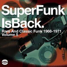 Various Artists - Super Funk Is Back Vol 5: Rare & Classic Fun / Various [New Vi