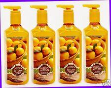 4 Bath & Body Works GOLDEN AUTUMN CITRUS Deep Cleansing Hand Soap