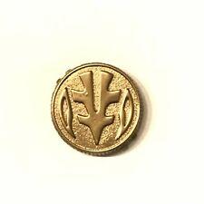 Tigerzord White Ranger Power Coin (93's Morpher)