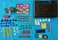 Muñecos Knex K 'nex Set Modelo: ~ 301 piezas + batería Operado Motor & Carry Case