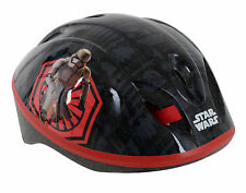 Star Wars Kid's The Force Awakens Safety Helmet - Black, 52 - 56 cm