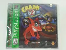 Crash Bandicoot 2: Cortex Strikes Back Sony PlayStation  PS1 NEW