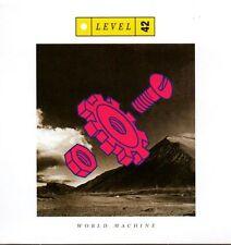NEW CD Album Level 42 - World Machine (Mini LP Card Case CD)
