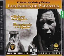 Los Indios De Papantla El Dueto De Mario y Valente Vol 6 CD New Nuevo Sealed