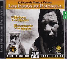 Los Indios De Papantla El Dueto De Mario y Valente Vol 6 CD New Nuevo Sealed