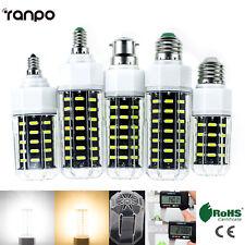 Regulador E27 es B22 BC E14 Bombillas LED Maíz ses 22W 27W 30W 36W SMD Luces y Lámpara rl