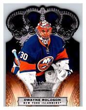 (HCW) 2010-11 Panini Crown Royale #61 Dwayne Roloson NM-MT NY Islanders