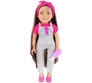 Chad Valley Designa friend Milli Doll WITH FREE GIFT OF DESIGNAFRIEND TRAVEL SET