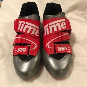 Time EQCx cycling shoes