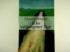 Maeve Binchy - Echo vergangener Tage  - 2000