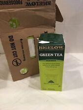 Bigelow Green Tea 6-Pk 28 Count Each Exp. May/2022