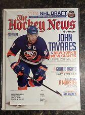 The Hockey News Dec 2, 2013 Vol 67 No 10