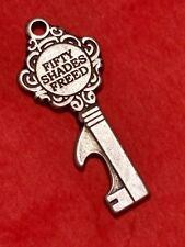 FIFTY SHADES FREED Licensed Movie AMC Key Bottle Opener Keychain Ornament *BONUS