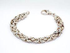 Armbänder ohne Steine aus echtem Metall