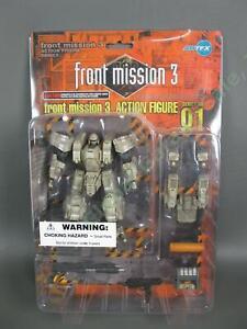 ARTFX Squaresoft Front Mission 3 Series 1 Zenith Rev Video Game Action Figure NR