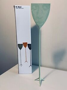 Alessi Collectables Starck Dr Skud Fly Swatter in Green - Hard To Find