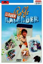"""ROLF ZUCKOWSKI """"ROLFS LIEDERKALENDER"""" DVD NEUWARE!!!!!!"""