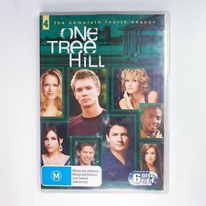 One Tree Hill Season 4 DVD Region 4 AUS TV Series Free Postage - Drama