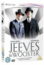 Jeeves and Wooster - Complete Collection Stephen Fry DVD