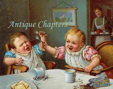 c1905 Nectar Tea Advertising Postcard B149