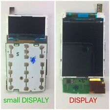 LG KT610 Originale BLOCCO DISPLAY SMALL + DISPLAY + CIRCUITO TASTIERA NUMERICA