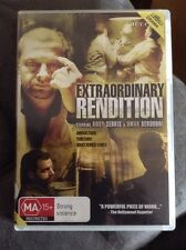 Extraordinary Rendition (DVD, 2008) Andy Serkis - Free Post!
