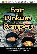 camp oven cooking Fair Dinkum Dampers