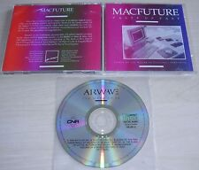 AIRWAVE The Myth Of Er CD 1989 9trk CNR New Age Macfuture Mac Promotional