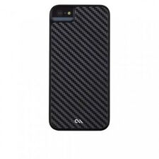 GENUINE CaseMate iPhone 5 5S SE Barely There Case Cover Carbon | CM029473