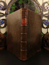 1650 1ed ENGLISH FOLIO Famiano Strada Eighty Years War Belgium Netherlands RARE