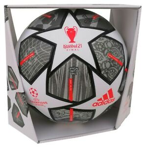 Adidas Finale PRO Istanbul 2021 Matchball Spielball Champions League GK3477 WOW